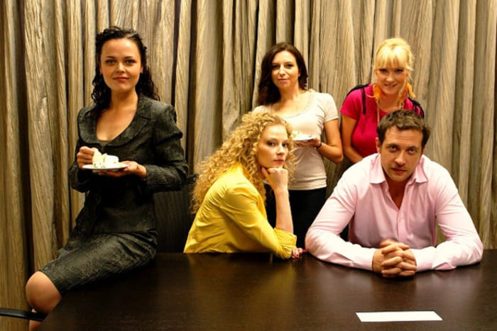 Алиса Хазанова в сериале *Краткий курс счастливой жизни*, 2011 | Фото: 24smi.org