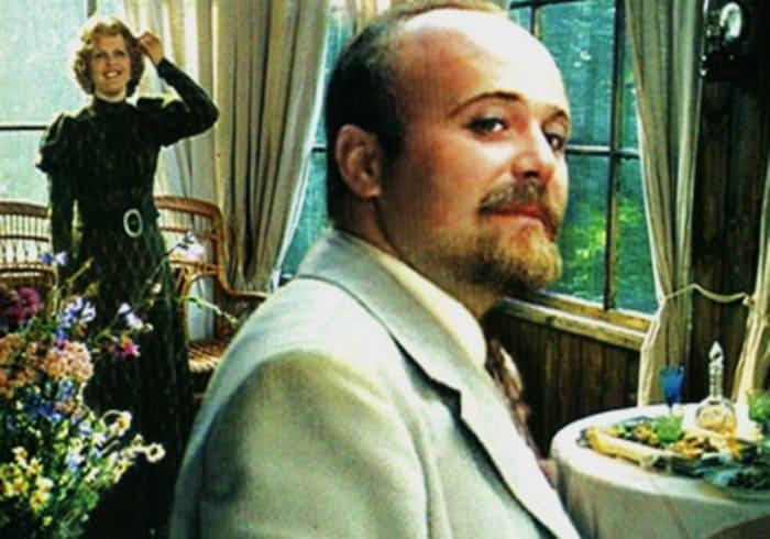 Александр Калягин в фильме *Неоконченная пьеса для механического пианино*, 1977 | Фото: kino-teatr.ru