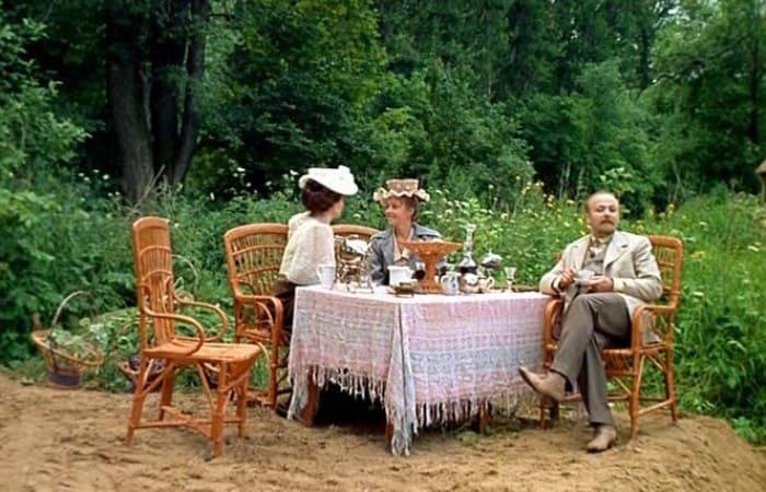 Кадр из фильма *Неоконченная пьеса для механического пианино*, 1977 | Фото: ekskluziv-smi.ru