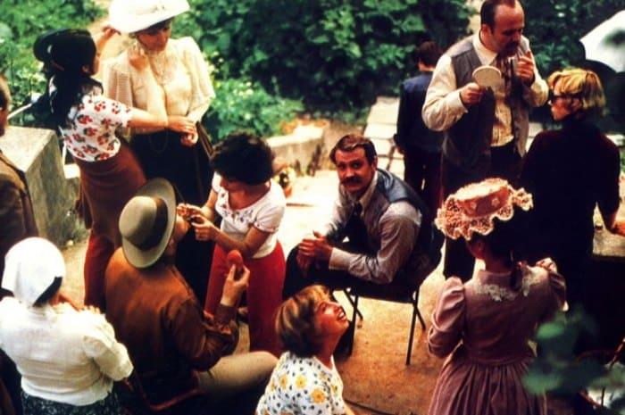 Никита Михалков на съемках фильма *Неоконченная пьеса для механического пианино*, 1977 | Фото: aif.by