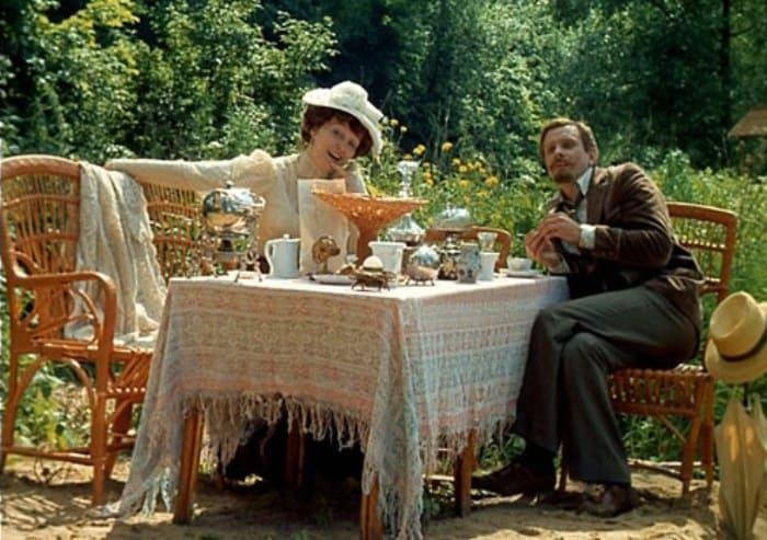 Кадр из фильма *Неоконченная пьеса для механического пианино*, 1977 | Фото: kino-teatr.ru