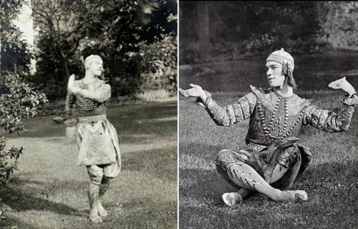 *Сиамские танцы* Вацлава Нижинского, 1910 | Фото: renclassic.ru