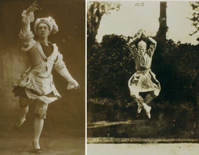 *Бог танца* и *царь воздуха* Вацлав Нижинский | Фото: chaskor.ru