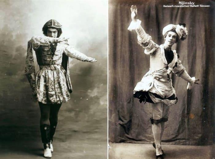 *Бог танца* и *царь воздуха* Вацлав Нижинский | Фото: renclassic.ru