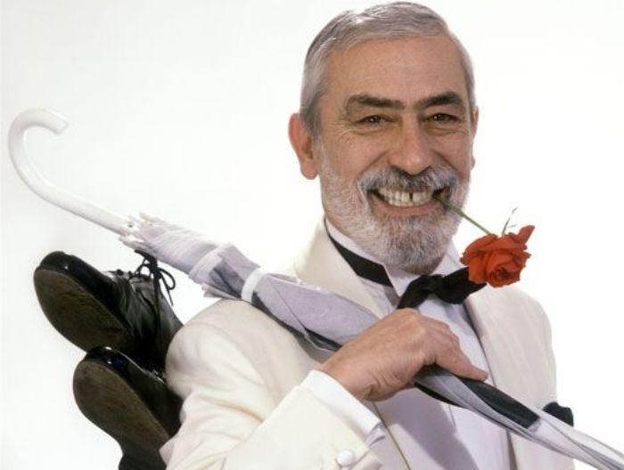 Народный артист Грузии Вахтанг Кикабидзе | Фото: kino-teatr.ru