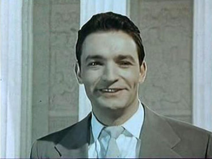 Валентин Гафт в фильме *Русский сувенир*, 1960 | Фото: kino-teatr.ru