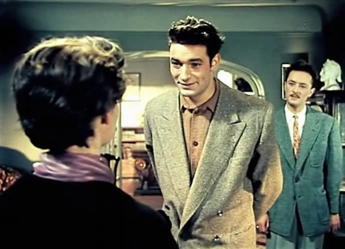 Валентин Гафт в фильме *Убийство на улице Данте*, 1956 | Фото: kino-teatr.ru