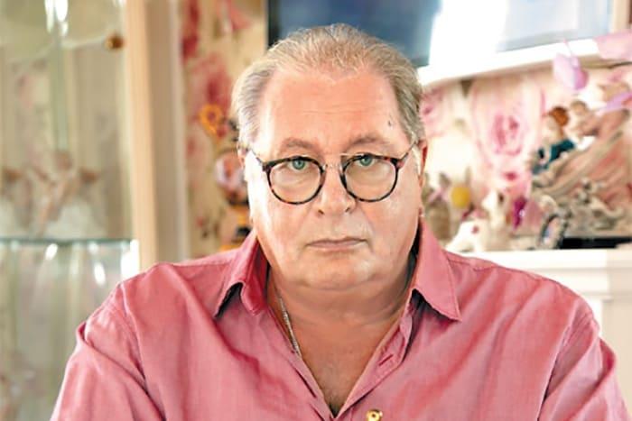 Народный артист России Валентин Смирнитский | Фото: 24smi.org