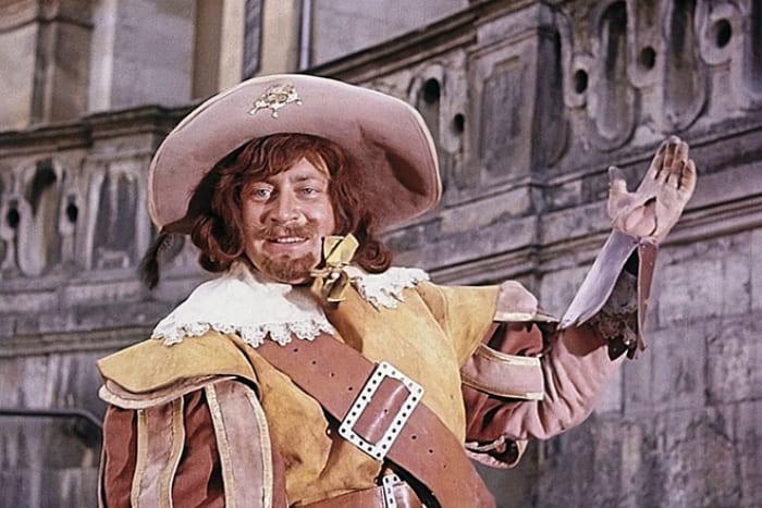 Актер в роли Портоса | Фото: 24smi.org
