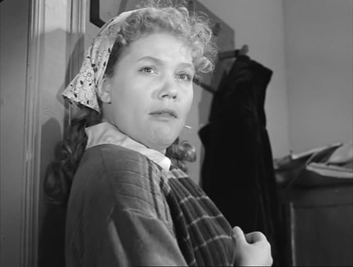 Валентина Ананьина в фильме *Строгая женщина*, 1959 | Фото: kino-teatr.ru