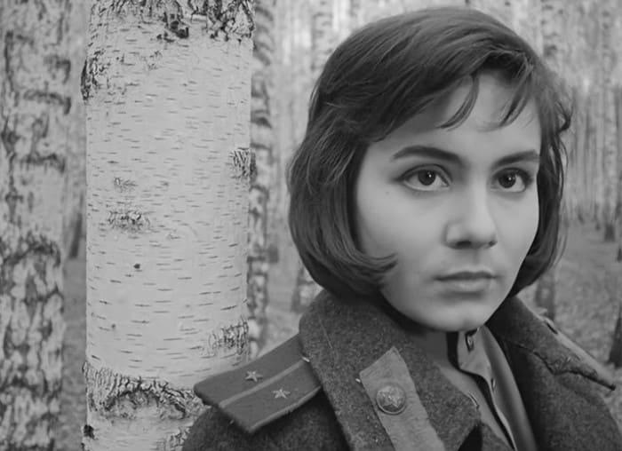 Валентина Малявина в фильме *Иваново детство*, 1962 | Фото: kino-teatr.ru