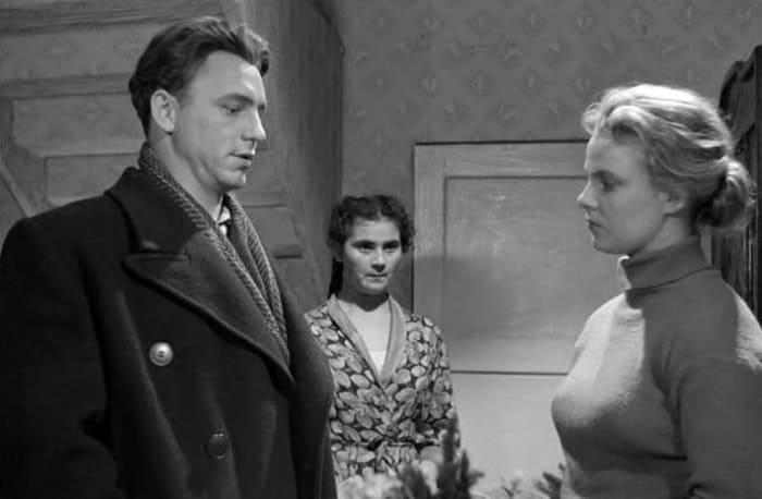 Кадр из фильма *Весна на Заречной улице*, 1956 | Фото: autogear.ru