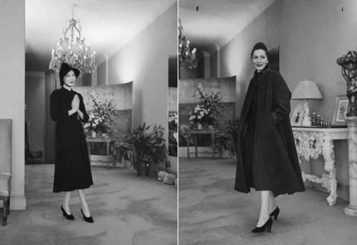 В 1940-х гг. она одевала всех знаменитых голливудских актрис | Фото: radikal.ru