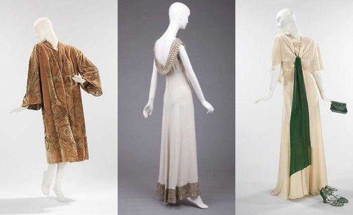 Модели, созданные Валентиной Саниной-Шлее. Музей Метрополитан, Нью-Йорк | Фото: names.ru