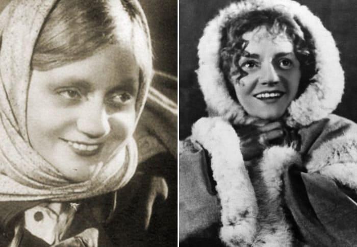 Актриса в молодости | Фото: kinoistoria.ru