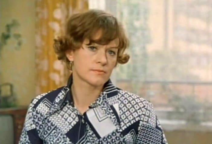 Валентина Талызина в фильме *Портрет с дождем*, 1977 | Фото: kino-teatr.ru
