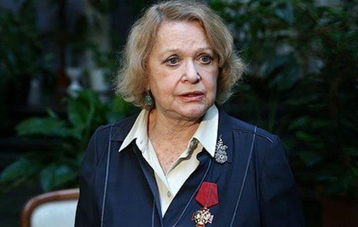Народная артистка РСФСР Валентина Талызина | Фото: kino.rambler.ru