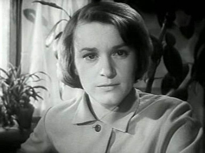 Валентина Талызина в фильме *Человек, который сомневается*, 1963 | Фото: kino-teatr.ru