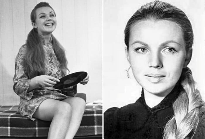 Актриса в молодости | Фото: kino-teatr.ru, dubikvit.livejournal.com