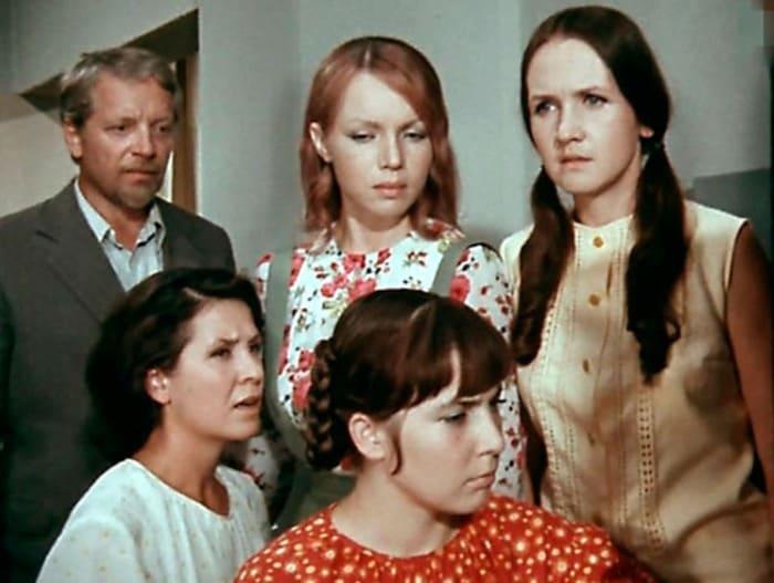 Кадр из фильма *Стоянка поезда – две минуты*, 1972 | Фото: kino-teatr.ru