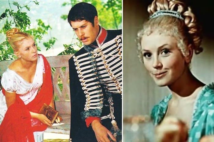 Кадры из фильма *Метель*, 1964 | Фото: kino-teatr.ru