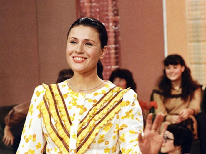 Легенда советской эстрады Валентина Толкунова   Фото: liveinternet.ru