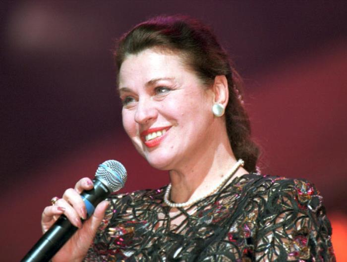 Народная артистка РСФСР Валентина Толкунова   Фото: vokrug.tv