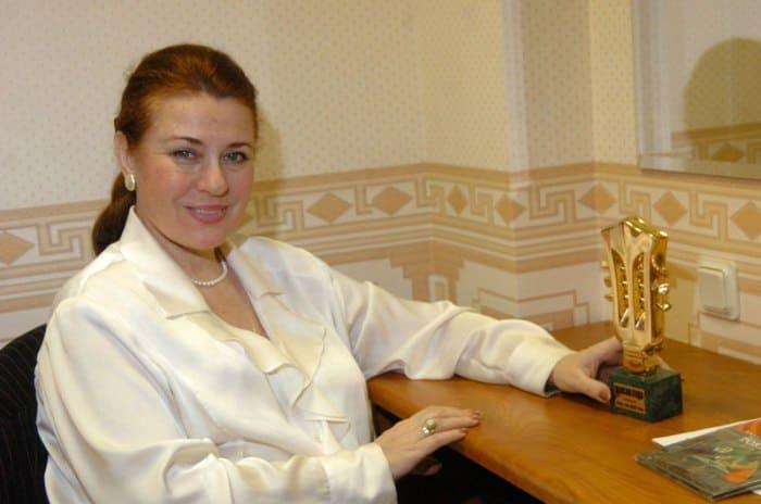 Певица Валентина Толкунова | Фото: tele.ru