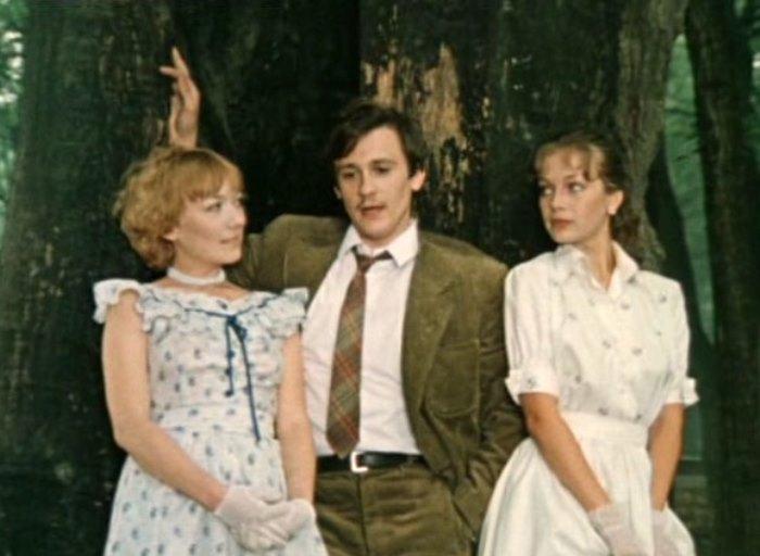Кадр из фильма *Покровские ворота*, 1982 | Фото: ruskino.ru