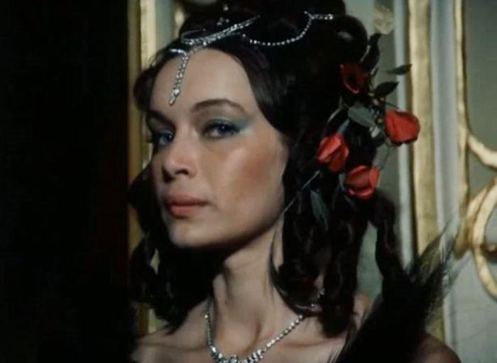 Актриса в фильме *Узник замка Иф*, 1988 | Фото: kino-teatr.ru