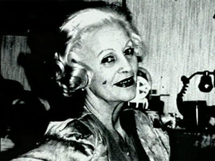 Манекенщица, которая оставалась востребованной в профессии до 65 лет | Фото: 1tv.ru