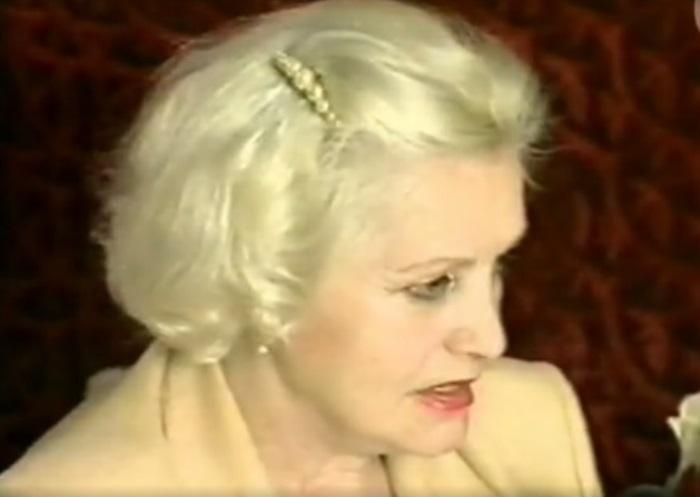 Одна из самых успешных в СССР манекенщиц Валентина Яшина | Фото: 1tv.ru