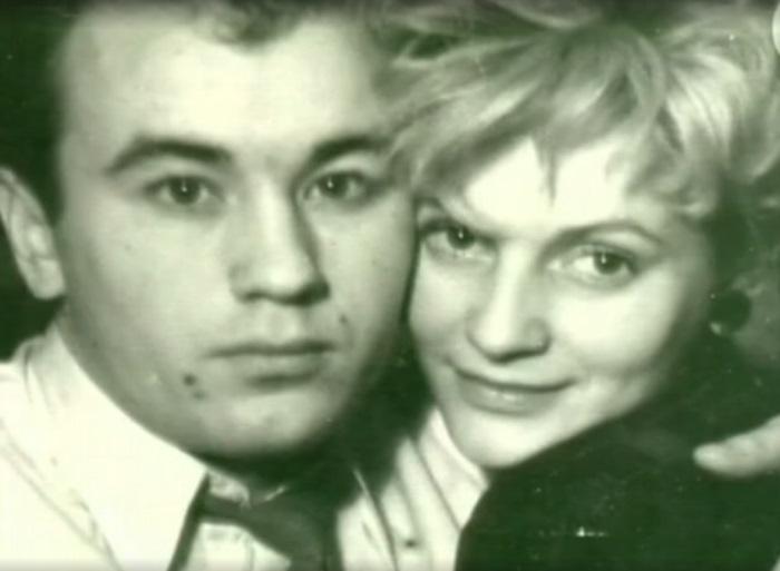 Владимир Гущин и Валентина Яшина | Фото: 1tv.ru