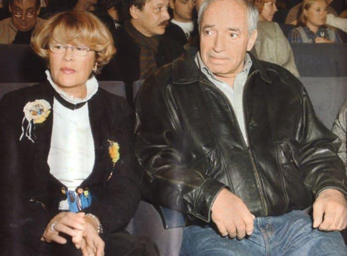 Марина Неелова и Валентин Гафт | Фото: allstars.pp.ru