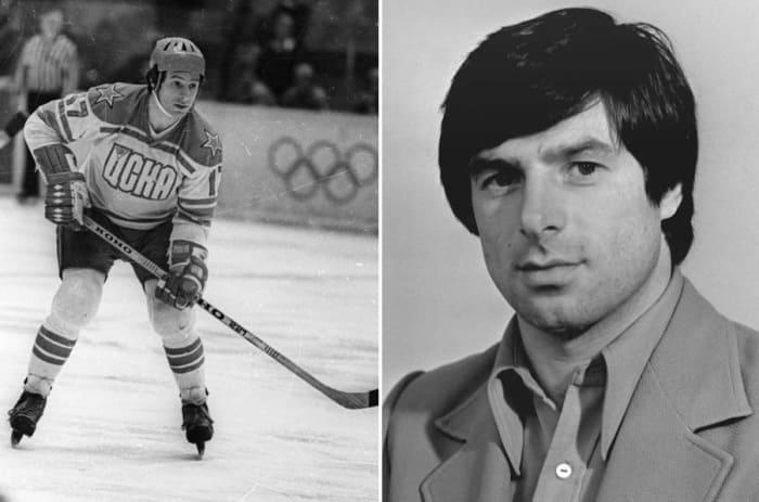 Один из лучших хоккеистов мира Валерий Харламов   Фото: uznayvse.ru