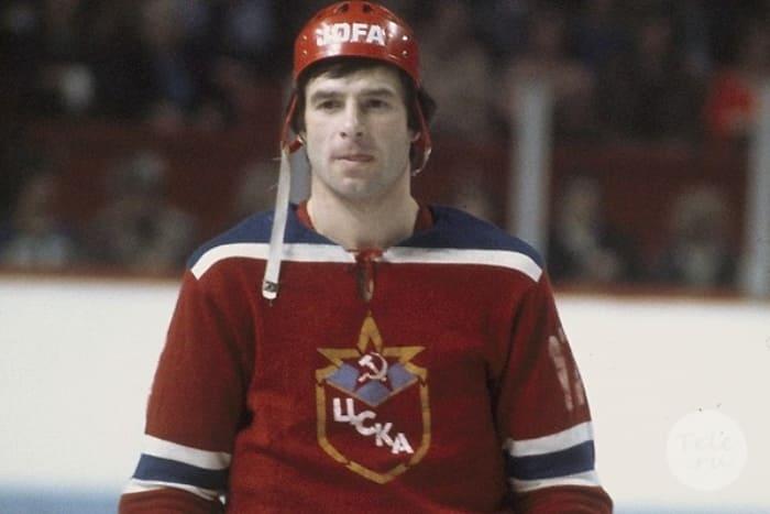 Легенда советского хоккея   Фото: slavikap.livejournal.com