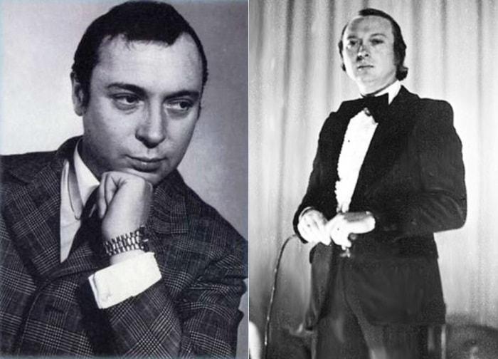 Знаменитый эстрадный певец Валерий Ободзинский   Фото: kino-teatr.ru