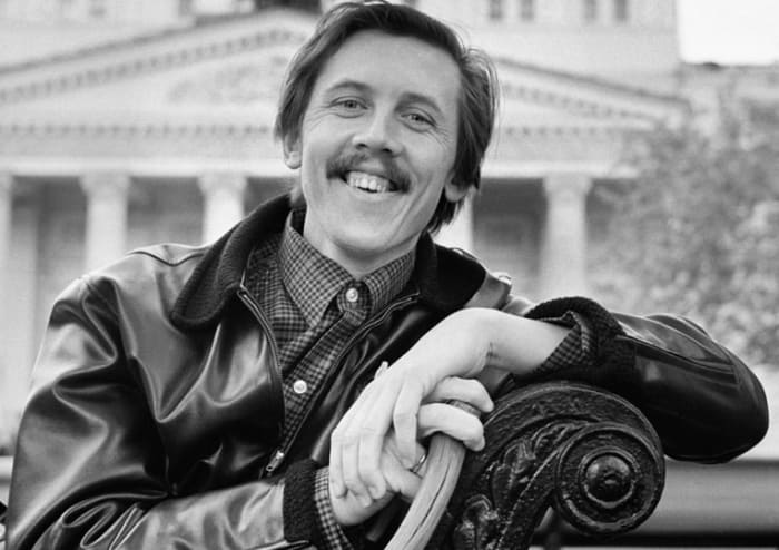 Актер театра и кино Валерий Золотухин | Фото: kino-teatr.ru