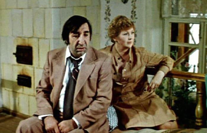 Кадр из фильма *Суета сует*, 1979 | Фото: tvc.ru