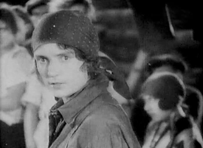 Варвара Мясникова в фильме *Парижский сапожник*, 1927 | Фото: kino-teatr.ru