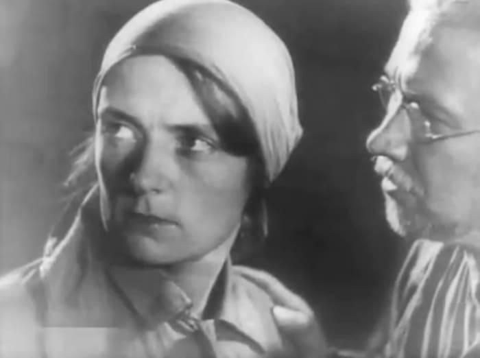 Кадр из фильма *Личное дело*, 1932 | Фото: kino-teatr.ru