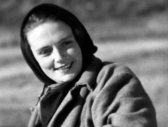 Варвара Мясникова в фильме *Чапаев*, 1934 | Фото: kino-teatr.ru