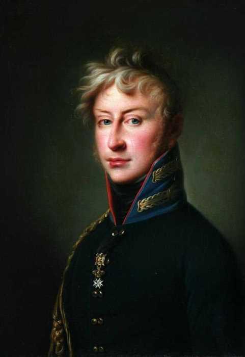 Князь Владимир Голицын | Фото: liveinternet.ru