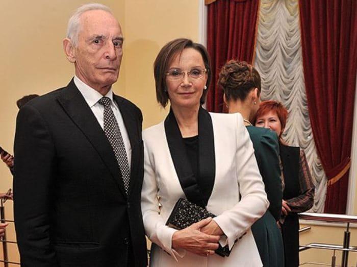 Василий Лановой и Ирина Купченко | Фото: 24smi.org