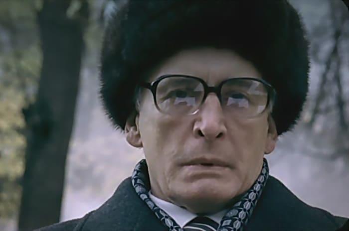 Василий Лановой в фильме *Брежнев*, 2005 | Фото: kino-teatr.ru