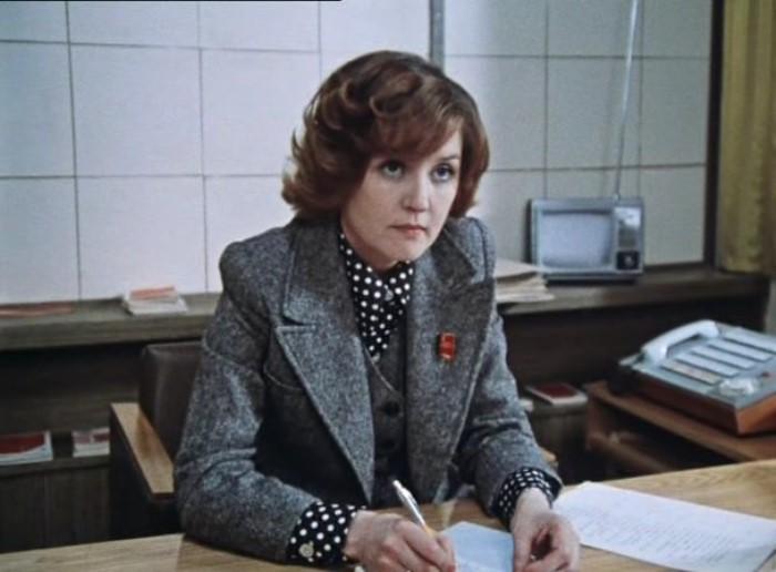 Вера Алентова в фильме *Москва слезам не верит*, 1979   Фото: kino-teatr.ru