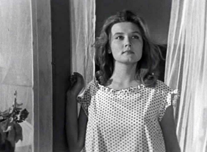 Вера Алентова в фильме *Дни летные*, 1965   Фото: kino-teatr.ru