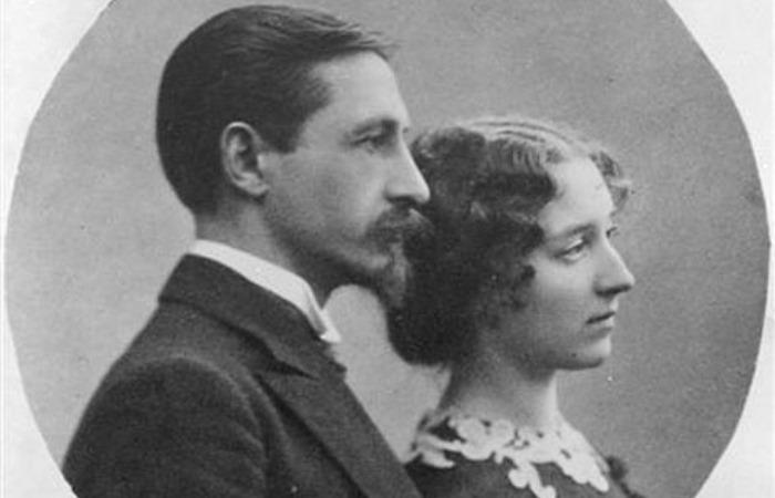 Иван Бунин с женой Верой, 1907 | Фото: mirtesen.ru