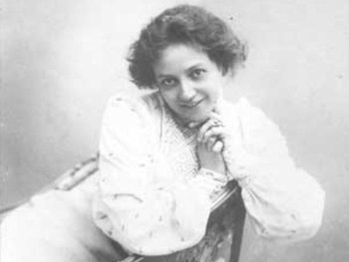 Знаменитая актриса начала ХХ века   Фото: spb.media
