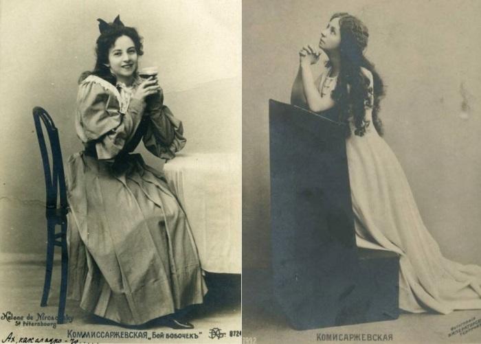 Одна из лучших драматических актрис в мире   Фото: teatr-snov.narod.ru